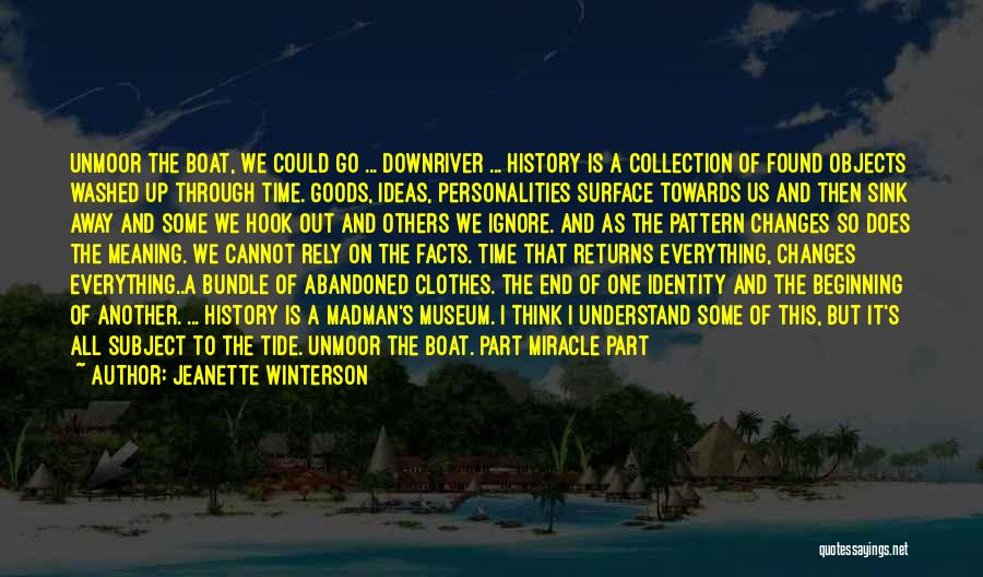 Time Changes Us Quotes By Jeanette Winterson