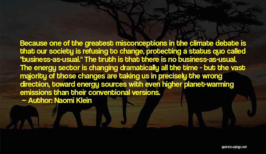 Time Changes Us Quotes By Naomi Klein