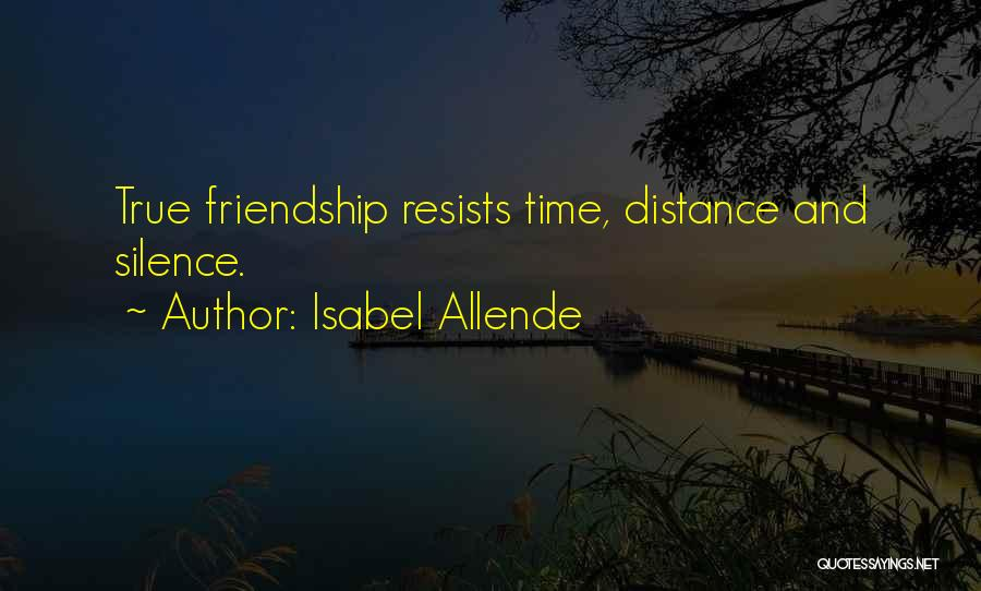 Top 16 Time Distance Friendship Quotes & Sayings