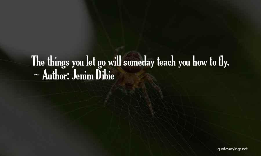 Time Flying And Love Quotes By Jenim Dibie