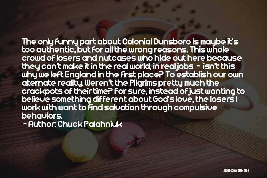 Time Is Funny Quotes By Chuck Palahniuk