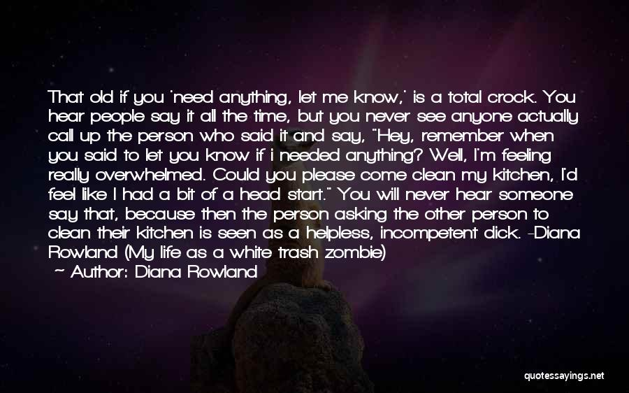 Time Is Funny Quotes By Diana Rowland