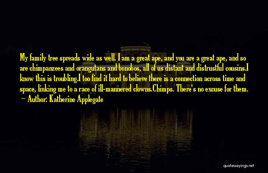 Time Is Funny Quotes By Katherine Applegate