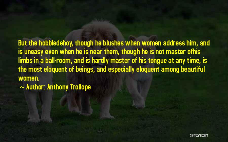 Time Is Near Quotes By Anthony Trollope