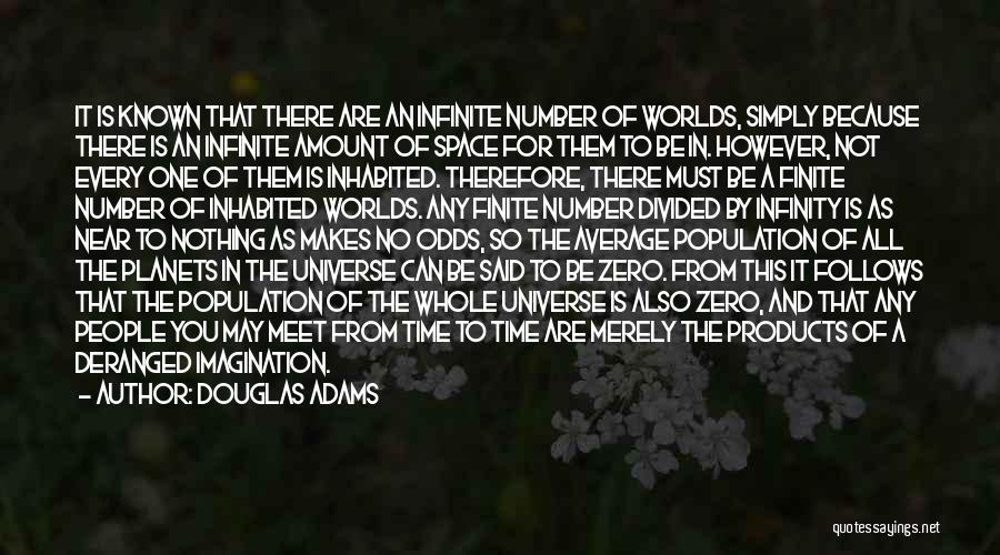 Time Is Near Quotes By Douglas Adams