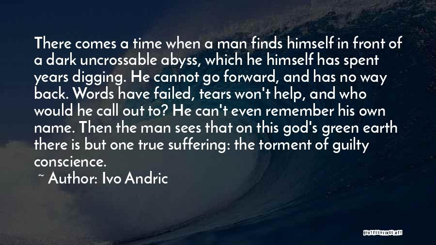 Time Is Near Quotes By Ivo Andric
