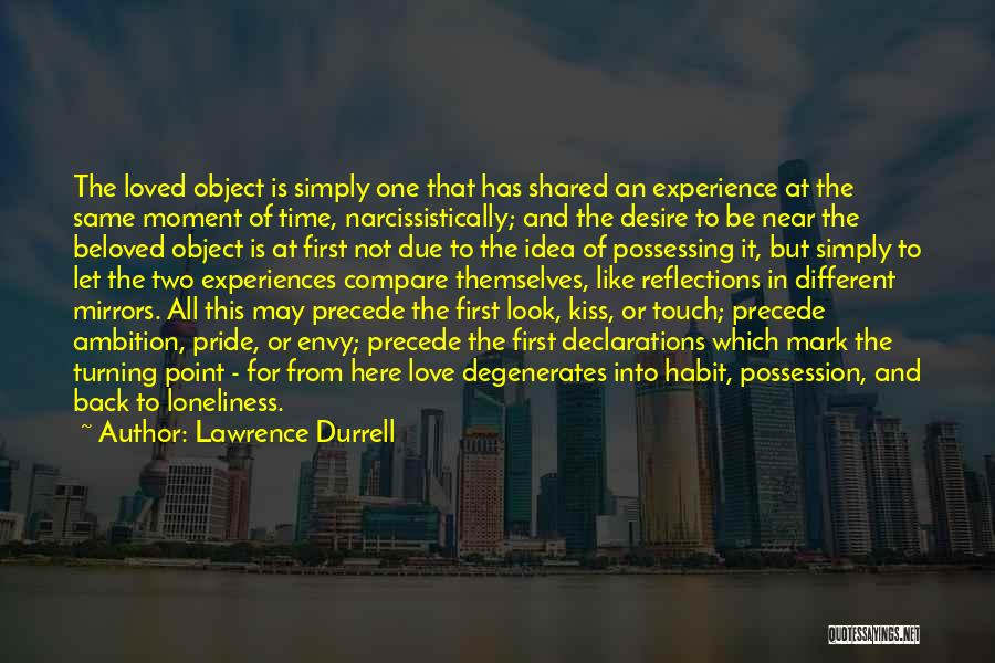 Time Is Near Quotes By Lawrence Durrell