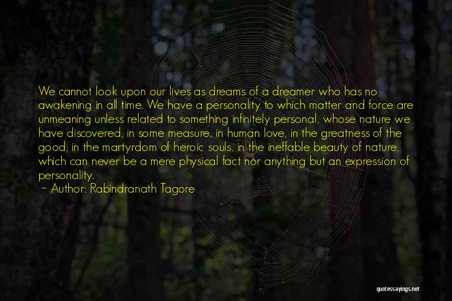 Time Is Not A Measure Of Love Quotes By Rabindranath Tagore