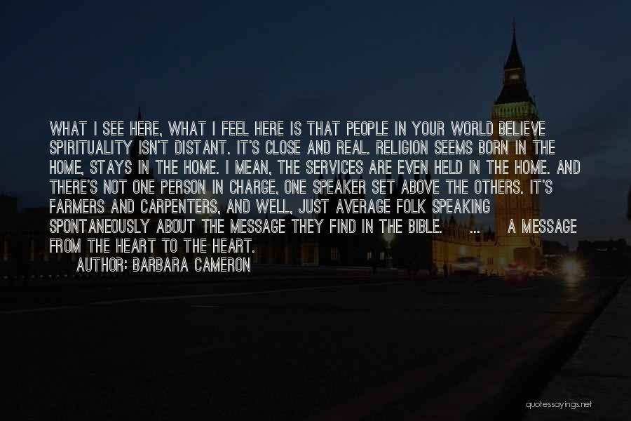 Time Love Bible Quotes By Barbara Cameron