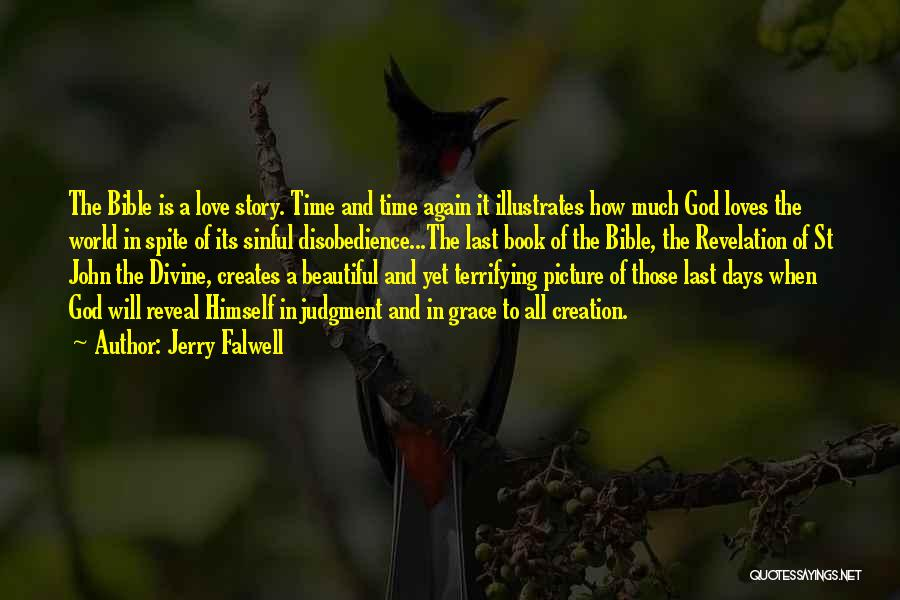 Time Love Bible Quotes By Jerry Falwell