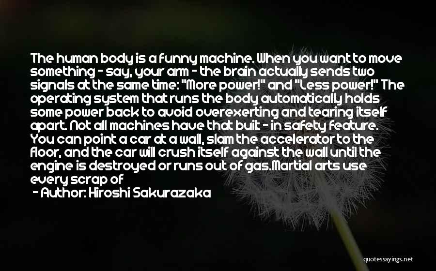 Time Machines Quotes By Hiroshi Sakurazaka