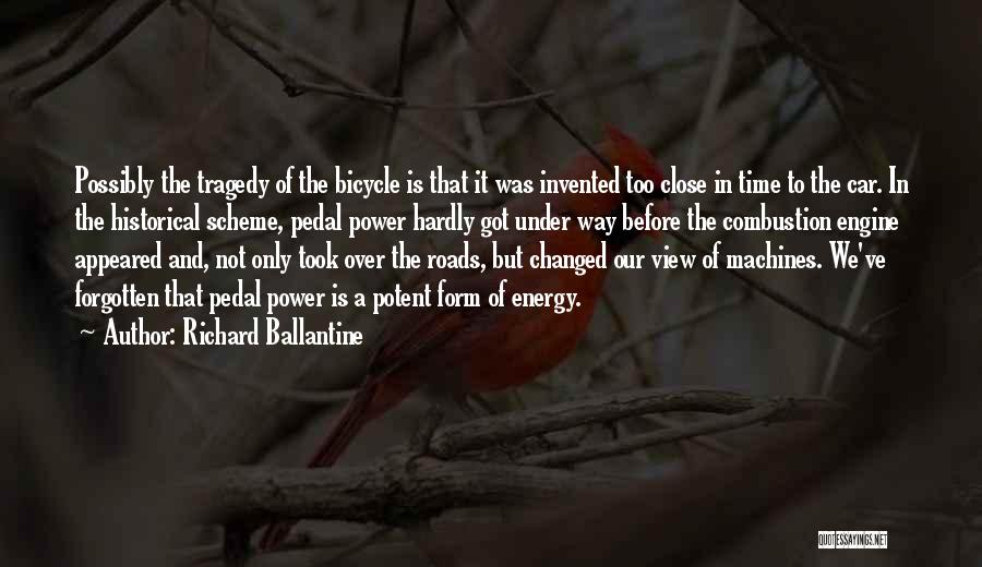 Time Machines Quotes By Richard Ballantine