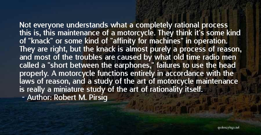 Time Machines Quotes By Robert M. Pirsig