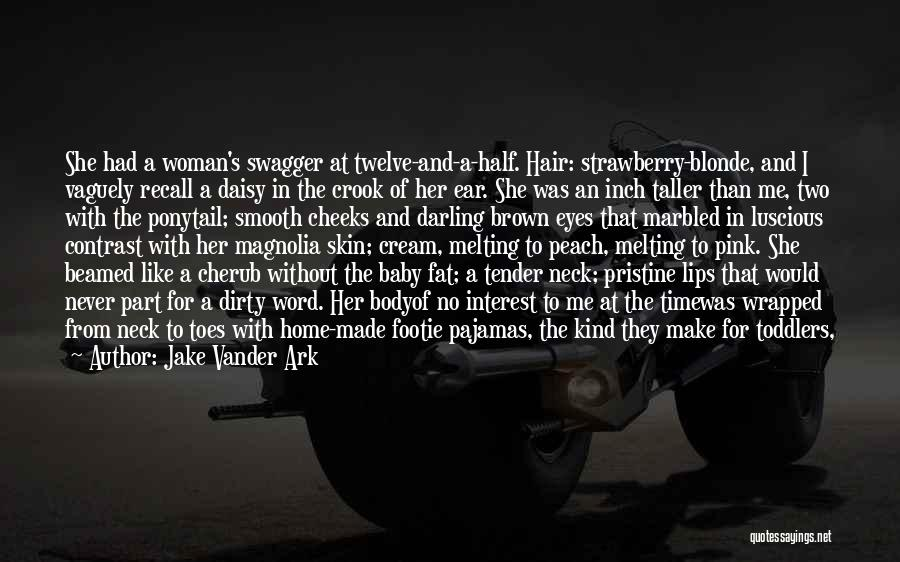 Time Never Quotes By Jake Vander Ark