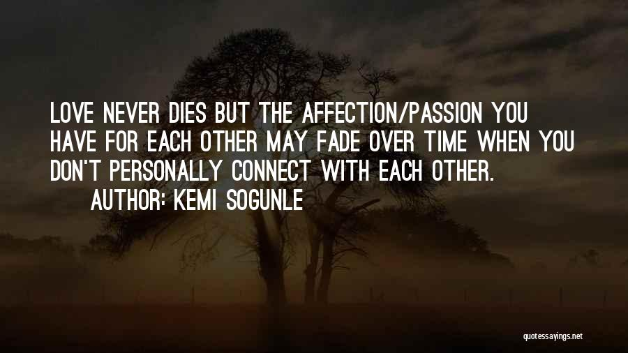 Time Never Quotes By Kemi Sogunle