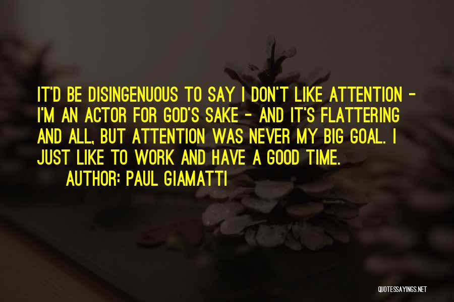 Time Never Quotes By Paul Giamatti