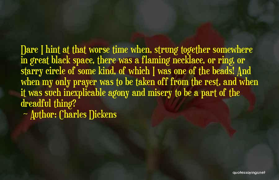 Time To Rest Quotes By Charles Dickens