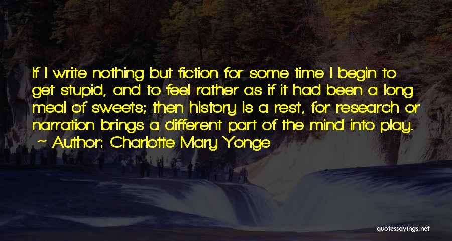 Time To Rest Quotes By Charlotte Mary Yonge