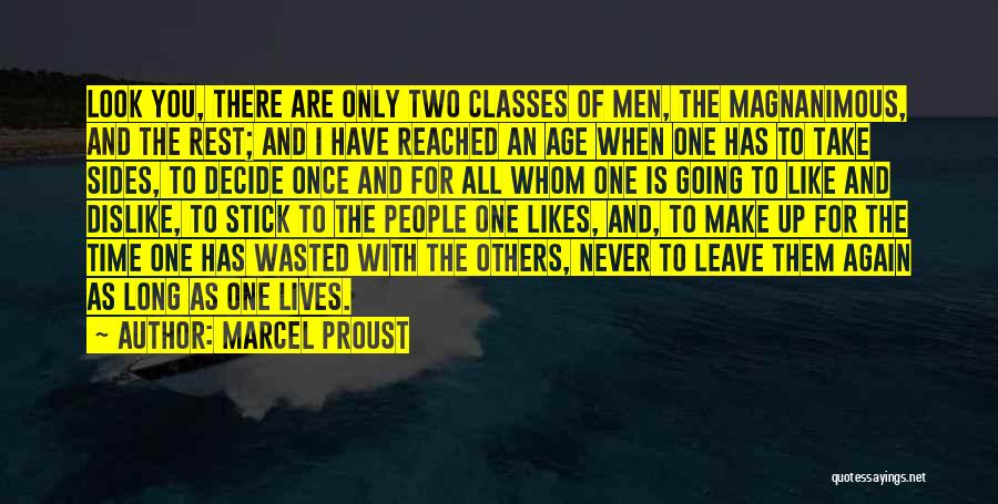 Time To Rest Quotes By Marcel Proust