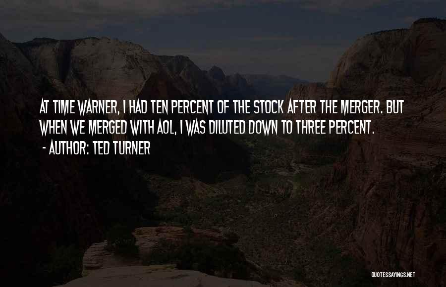 Time Warner Stock Quotes By Ted Turner