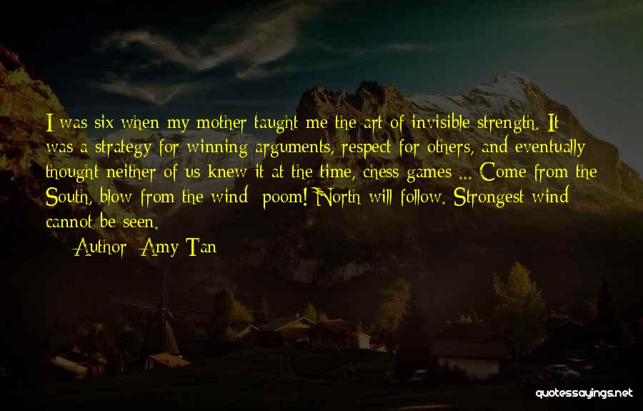 Time Will Come For Us Quotes By Amy Tan