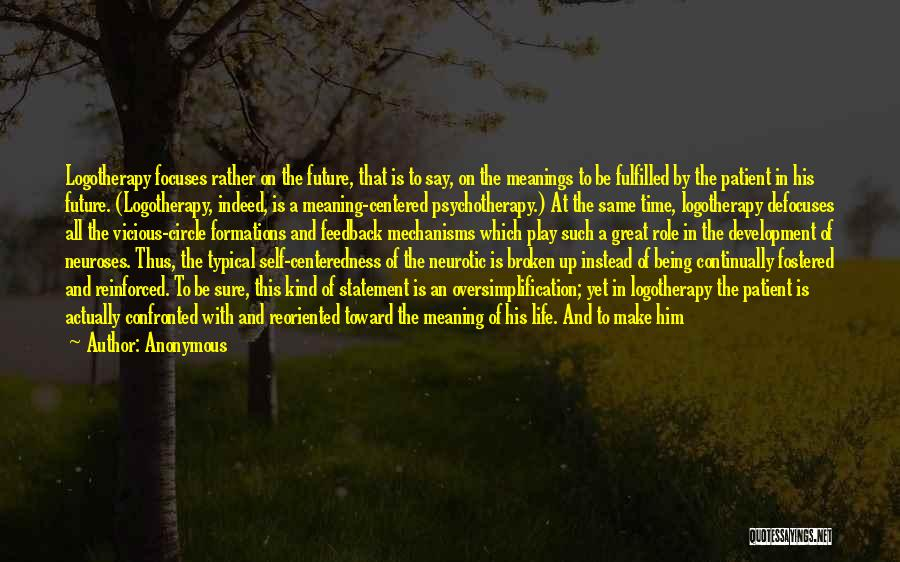 Time With Meaning Quotes By Anonymous