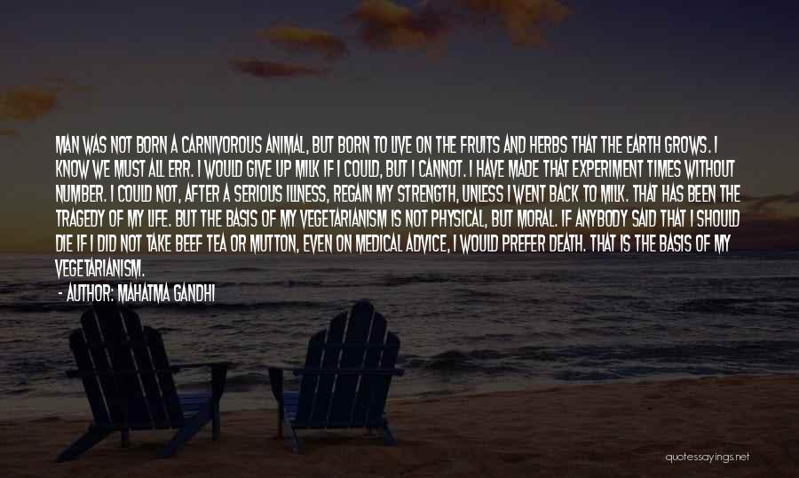 Times Of Tragedy Quotes By Mahatma Gandhi