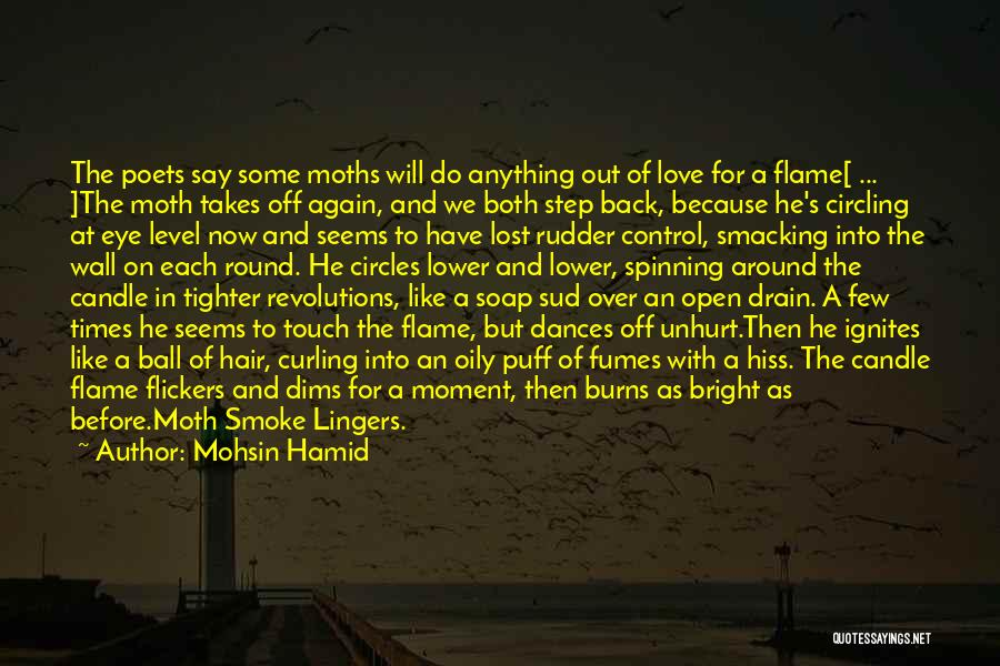 Times Of Tragedy Quotes By Mohsin Hamid
