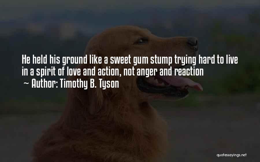 Timothy B. Tyson Quotes 130687