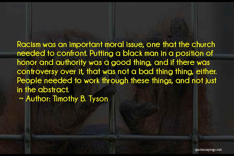 Timothy B. Tyson Quotes 1459708
