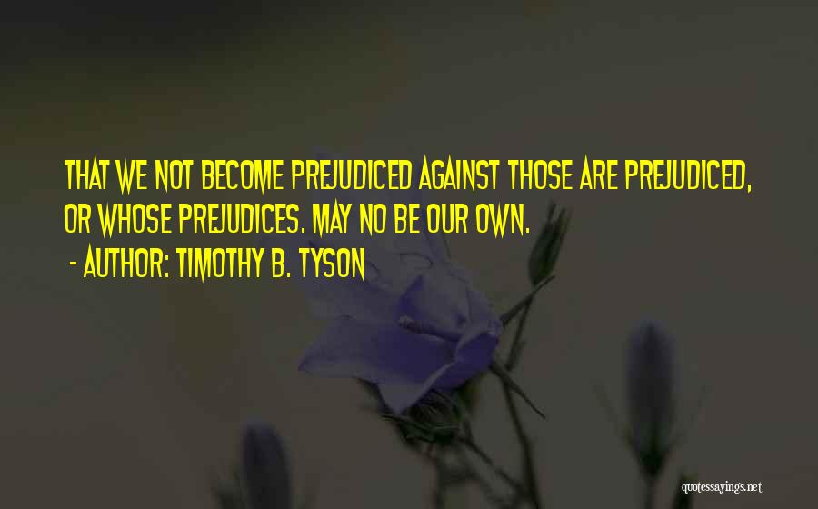 Timothy B. Tyson Quotes 1933464