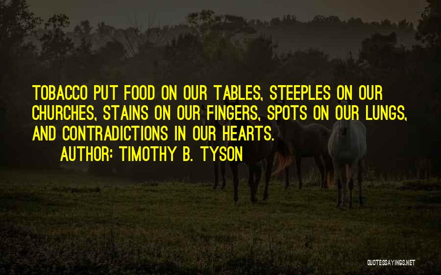 Timothy B. Tyson Quotes 658654