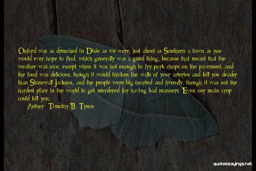 Timothy B. Tyson Quotes 738312
