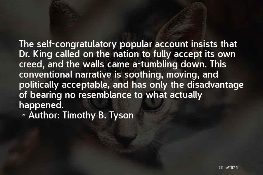 Timothy B. Tyson Quotes 845573