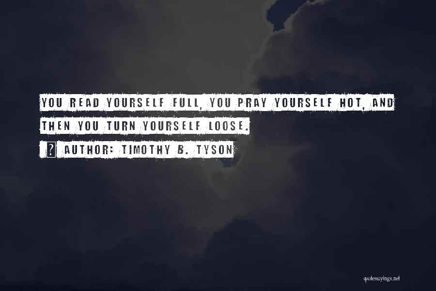 Timothy B. Tyson Quotes 95961