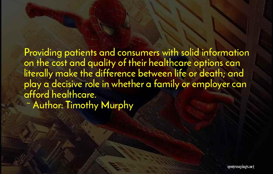 Timothy Murphy Quotes 153039