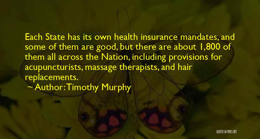 Timothy Murphy Quotes 2041537