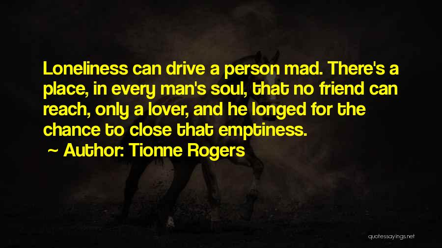 Tionne Rogers Quotes 758144