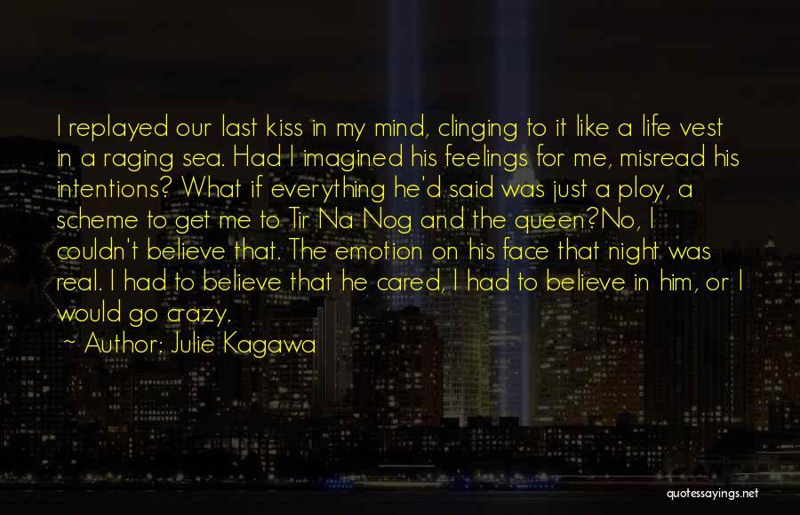 Tir Na Nog Quotes By Julie Kagawa
