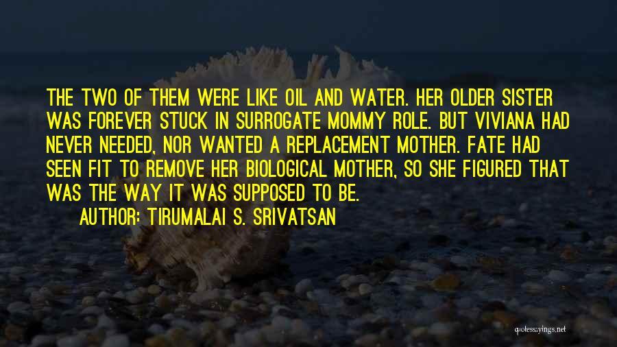Tirumalai S. Srivatsan Quotes 1012804