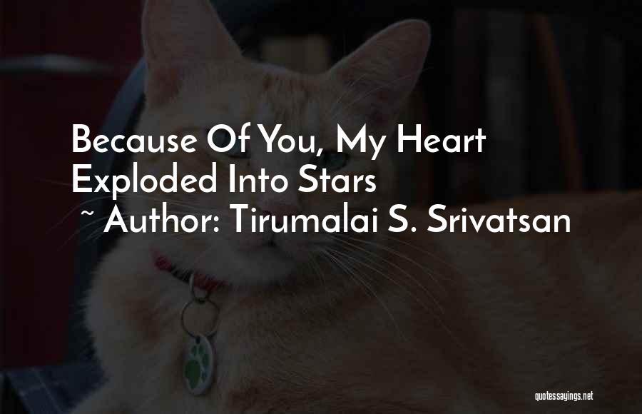 Tirumalai S. Srivatsan Quotes 162571