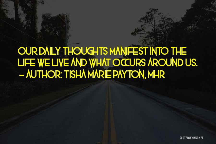 Tisha Marie Payton, MHR Quotes 1532961
