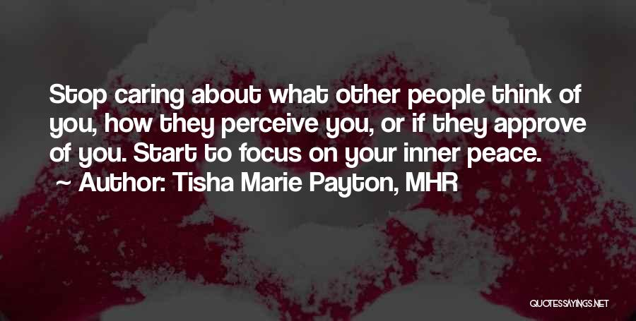 Tisha Marie Payton, MHR Quotes 355308