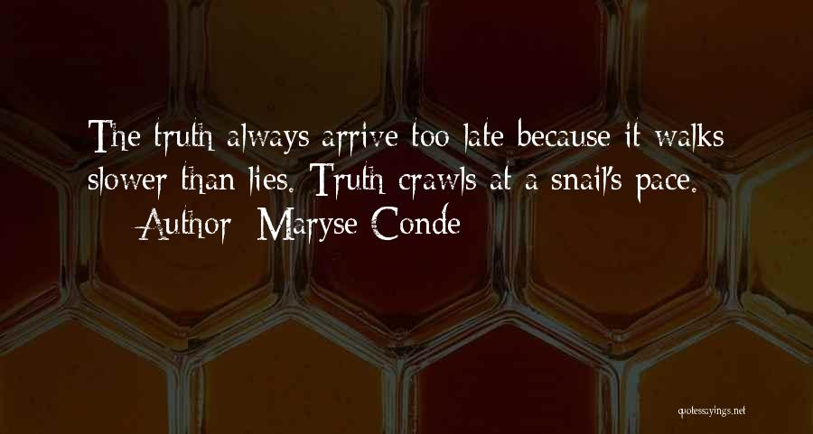 Tituba Salem Quotes By Maryse Conde