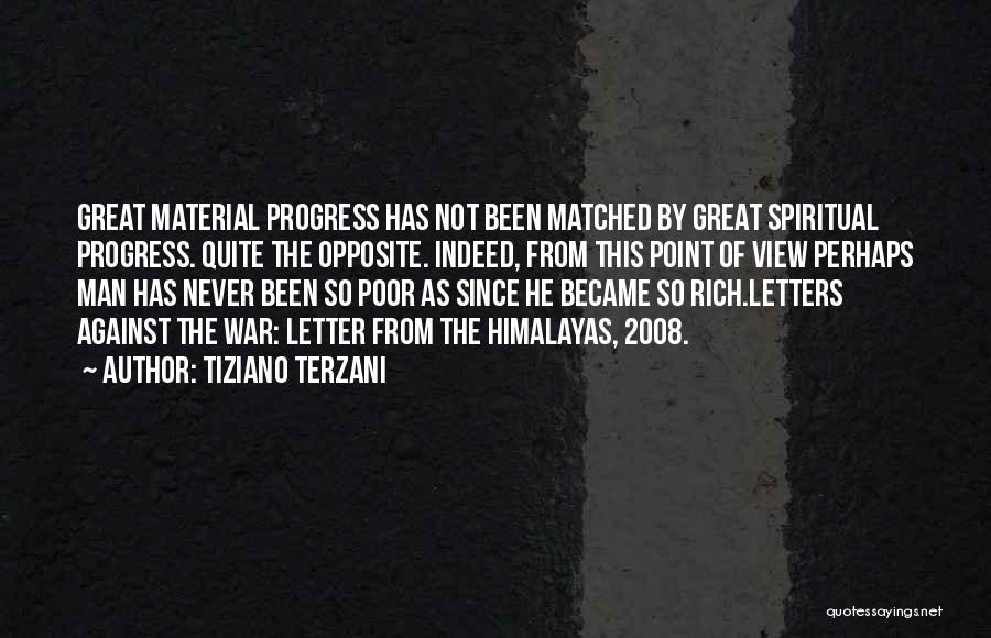 Tiziano Terzani Quotes 2224322