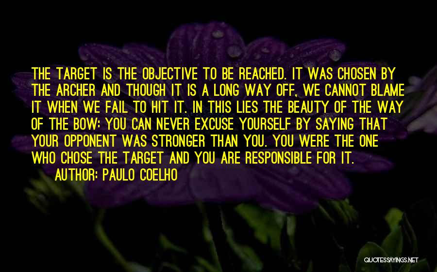 To Be Stronger Quotes By Paulo Coelho