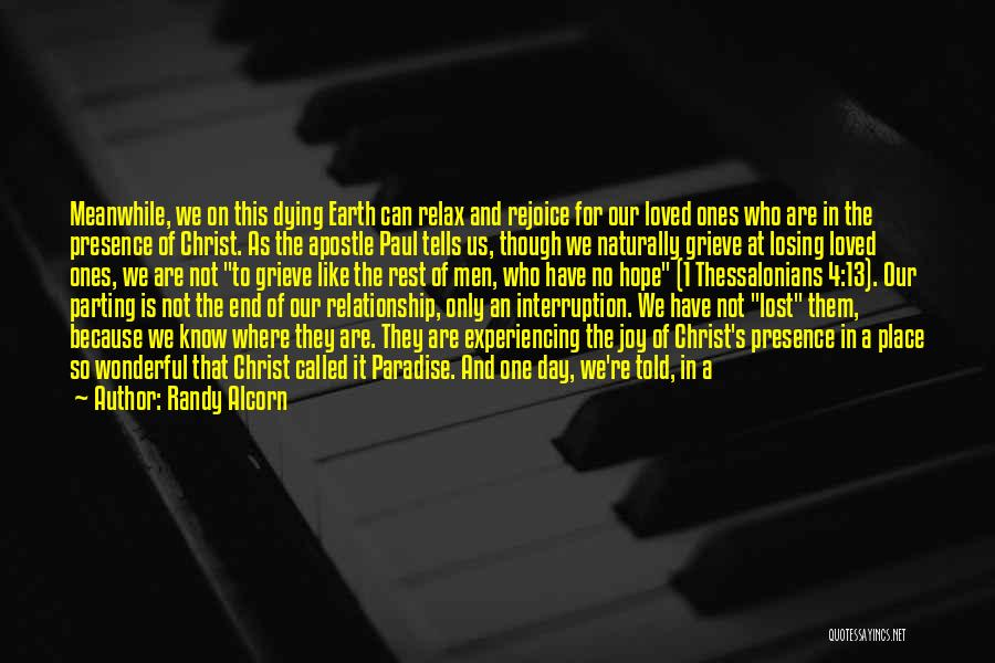 To Have Loved And Lost Quotes By Randy Alcorn