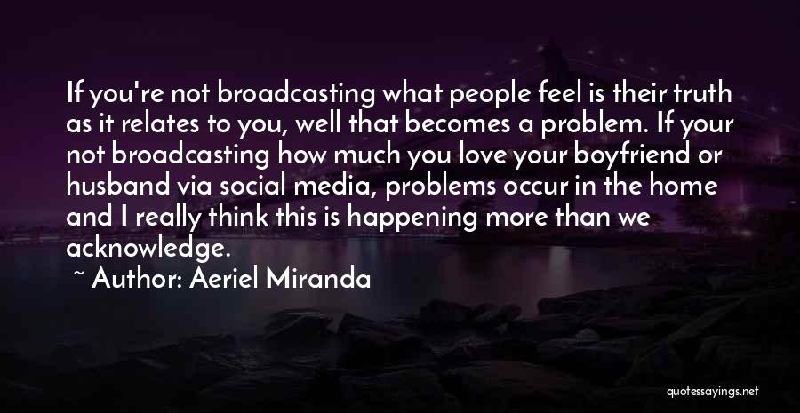 To Husband Love Quotes By Aeriel Miranda