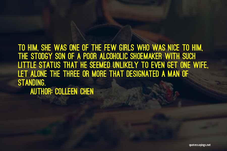 To Husband Love Quotes By Colleen Chen