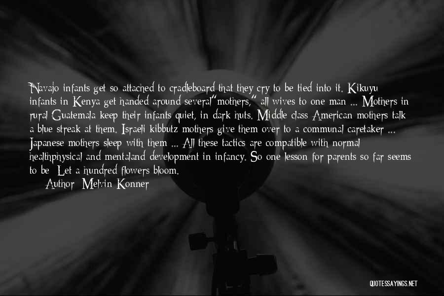 To Keep Quiet Quotes By Melvin Konner